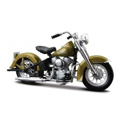 Harley-Davidson 74FL Hydra Glide (1953)