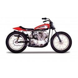 Harley-Davidson XR-750 Racing Bike (1972)