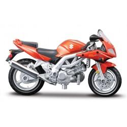 Suzuki SV650S (AMARILLA)