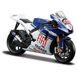 Yamaha Factory Racing Team - Nº 48 (2008)