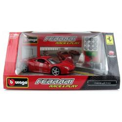 Ferrari 458 Italia - Bburago
