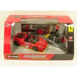 Ferrari Scuderia Spider I6M - Bburago