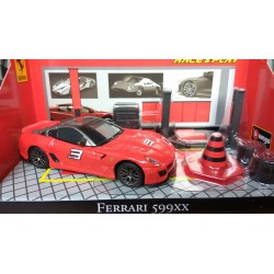 Ferrari 599 XX (Light & Sound) - Bburago