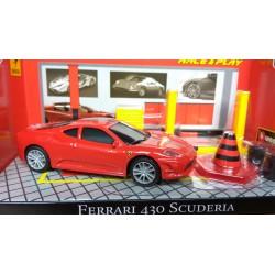 Ferrari 430 Scuderia (Light & Sound) - Bburago