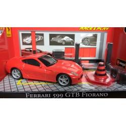 Ferrari 599 GTB Fiorano (Light & Sound) - Bburago