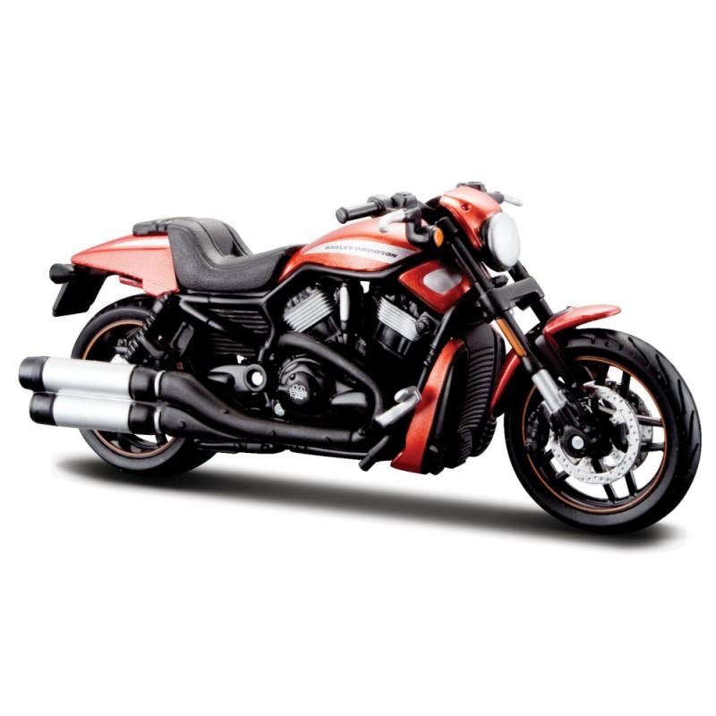 harley davidson 2012 vrscdx night rod special motos a escala. Black Bedroom Furniture Sets. Home Design Ideas