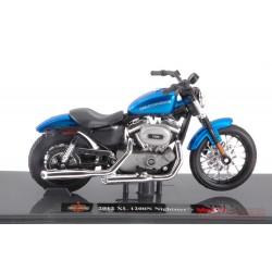 Harley Davidson 2012 XL 1200N Nightster