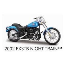 Harley Davidson 2002 FXSTB NIGHT TRAIN