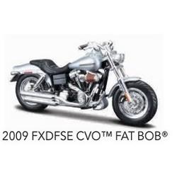 Harley Davidson 2009 FXDFSE CVO FAT BOB