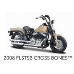 Harley Davidson 2008 FLSTSB CROSS BONES