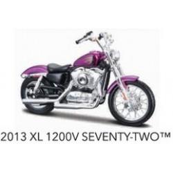 Harley Davidson 2013 XL 1200V SEVENTY-TWO