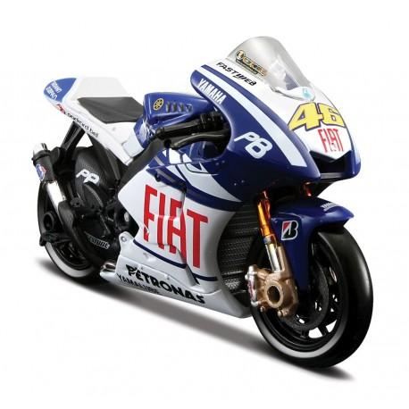 Yamaha Factory Racing Team - Valentino Rossi (2010)