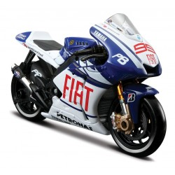 Yamaha Factory Racing Team - Jorge Lorenzo (2010)