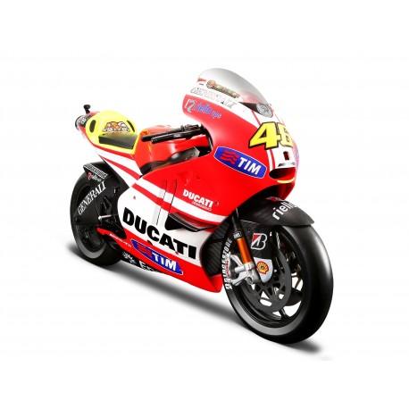 Ducati Desmosedici - Valentino Rossi (2011)