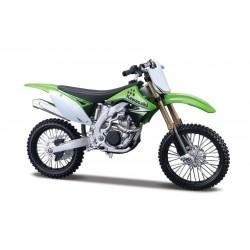 Kawasaki KX 450F - Maisto 1:12