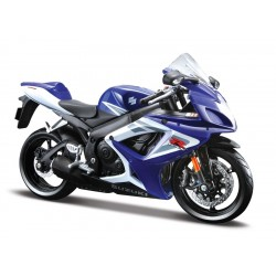 Suzuki GSX-R750 - Maisto 1:12