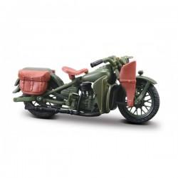 Harley-Davidson WLA Flathead (1942)