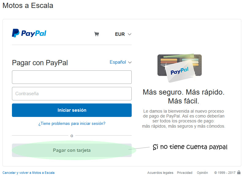 Pago Paypay o Tarjeta
